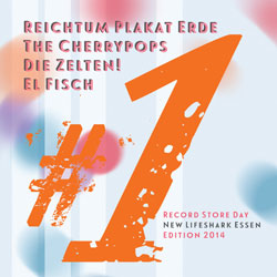 "Record Store Day 2014 - 7"" Single"